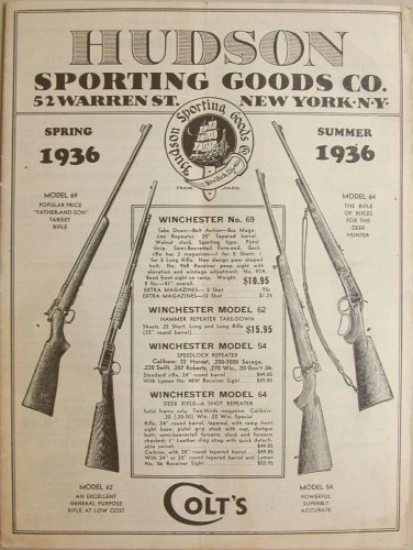 Click to see closeup of Luger ad.
